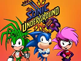 Sonic Underground - Staffel 1 [dt./OV]