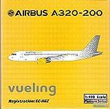 PHX1503 1:400 Phoenix Model Vueling Airbus A320-200 REG #EC-HGZ (pre-painted/pre-built) offers
