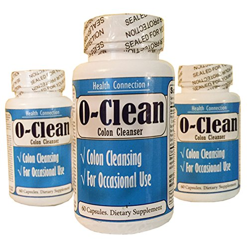 "Celebrity's ""O-Clean"" Pure Colon Cleanse Herbal Laxative ..."