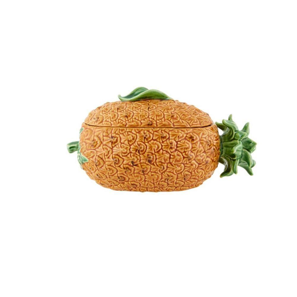 Bordallo Pinheiro Pineapple Horizontal Tureen 1,5L
