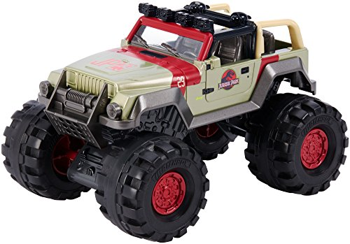 (Matchbox Jurassic World '93 Jeep Wrangler)