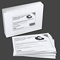 Waffletechnology Cleaning Card for Epson CaptureOne Check Scanner (15 Cards) (KWEPS-CS1B15WS)