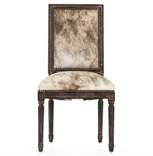 Terrific Amazon Com Kathy Kuo Home Kudro French Country Square Back Bralicious Painted Fabric Chair Ideas Braliciousco