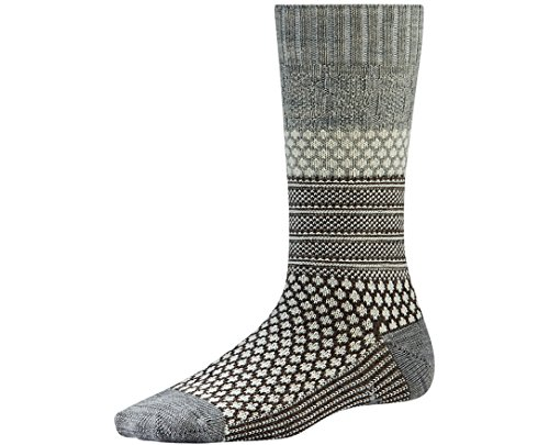 Smartwool Women's Popcorn Cable Lifestyle Socks Small