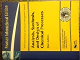 img - for Analysis, Synthesis, And Design Of Chemical Processes book / textbook / text book