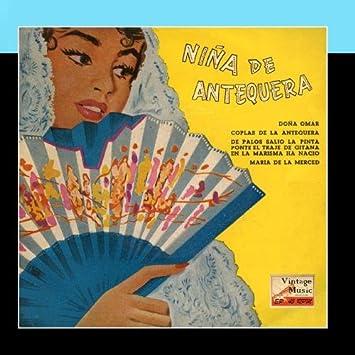 Niña De Antequera - Vintage Flamenco Cante Nº43 - EPs ...