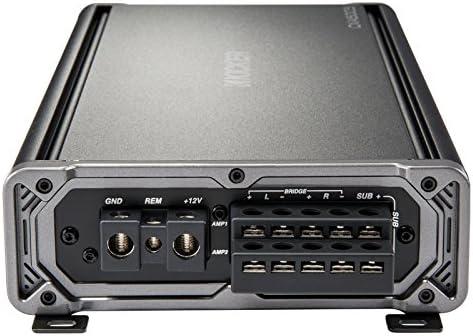 Kicker 43 cxa6005 Car Audio Amplificador de 5 canales cxa600.5 con control remoto y 1/0 GA amplificador Kit de accesorios – 3 años de garantía.: Amazon.es: Electrónica