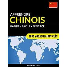 Apprendre le chinois - Rapide / Facile / Efficace: 2000 vocabulaires clés (French Edition)
