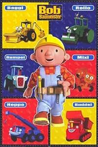 Bob the Builder Movie Poster (27,94 x 43,18 cm)