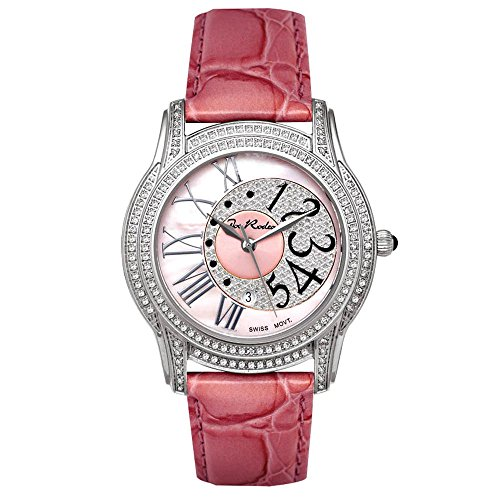 Joe Rodeo Beverly Ladies Diamond Watch 1.35ct
