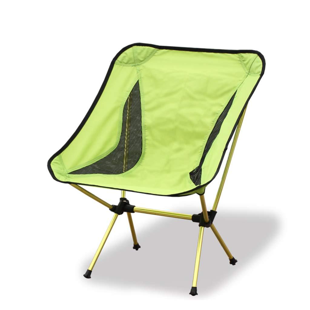 cómodo HUXIUPING Taburete Plegable al Aire Libre, Interior, Interior, Interior, Familia, Playa, Camping, Barbacoa, para refrescarse  tiempo libre