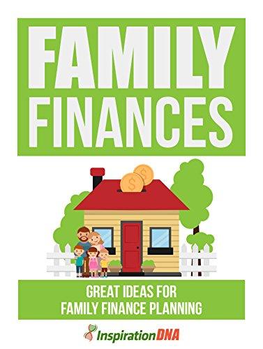 Family Finances (Best Family Budget Spreadsheet)