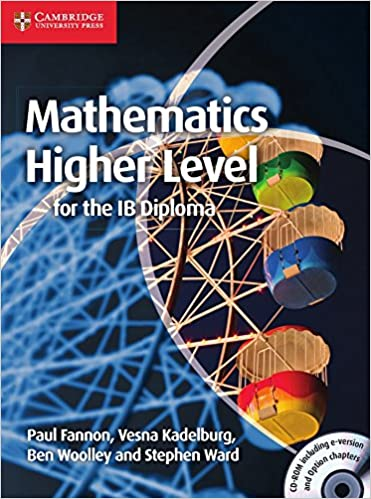 Mathematics for the IB Diploma: Higher Level with CD-ROM: Paul ...