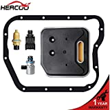 HERCOO Governor Pressure EPC Solenoid Transducer Output Speed Sensor with Filter Gasket Kit for Dodge Ram