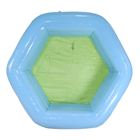 ZJZ BañEra Hinchable Bebe, Material de PVC Verano de Bañera ...