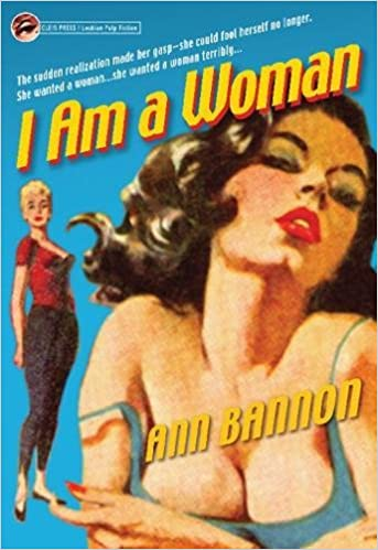 covers book Lesbian fiction pulp