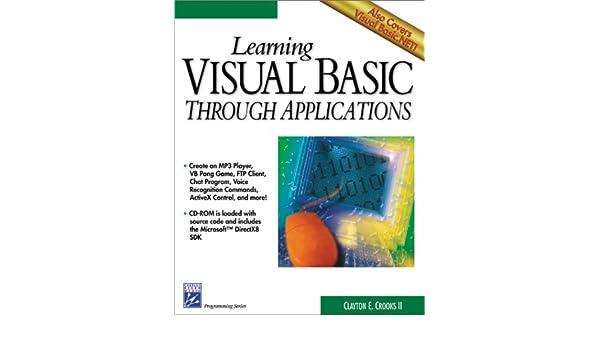 Learn Visual Basic Book