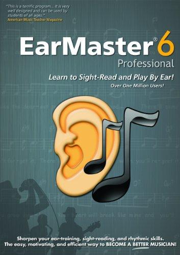 EarMaster 6 Pro [PC Download] by eMedia