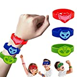 Kids Capes Superhero Costume Bracelets Dress up