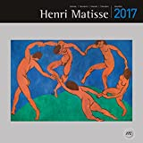 "Format: Wall Calendar  Size Closed:11.8"" x 11.8"" (approx)  Binding: Stapled This beautifully printed Henri Matisse Wall Calendar features iconic paintings by the artist (1869-1954). Each month features an artwork, which is accompanied with the descri..."