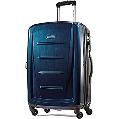 Samsonite Winfield 2 Fashion Spinner 28, Deep Blue