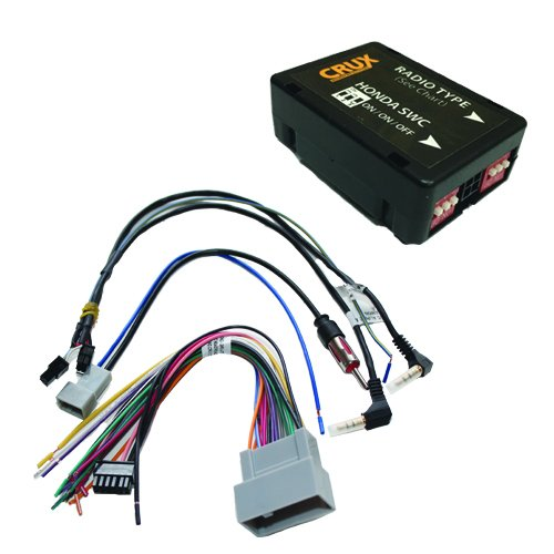 CRUX SWRHN-62L Radio Replacement Interface (for select Honda vehicles)