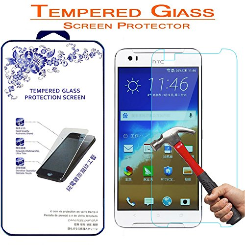 HTC Desire 830 Tempered Glass, Nacodex HD Ballistic Tempered Glass Screen Protector for HTC Desire 830