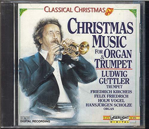 Classical Christmas Music for Trumpet & Organ (15 Christmas Music)