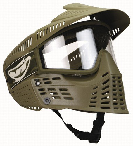 JT Proshield Spectra Thermal Goggles - Olive by JT Paintball