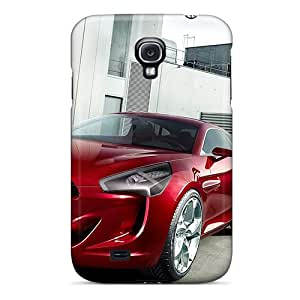 Hot Style Protective Case Cover For Galaxys4(2010 Gqbycitroen Concept Car)