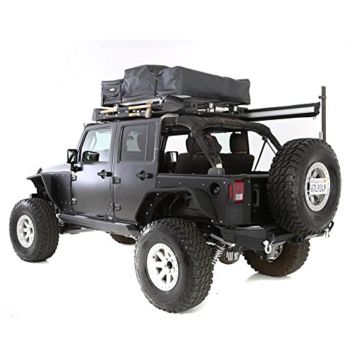 Smittybilt Tent Xl Amp Jeep Jk Nemo Adventure Trailer Roof