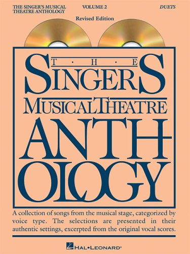 The Singer's Musical Theatre Anthology - Volume 2: Duets Accompaniment CDs (Singer's Musical Theatre Anthology (Accompaniment))