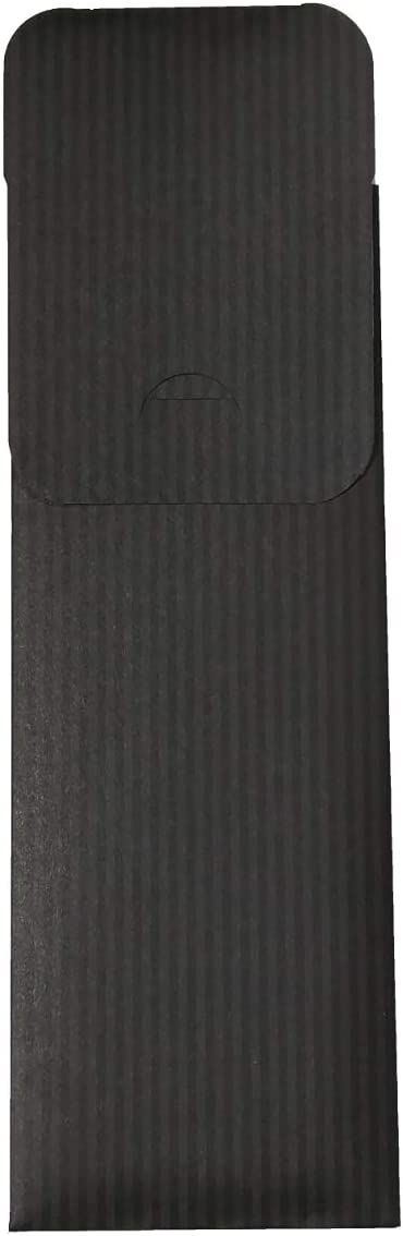 Gastropapier 30 Bestecktaschen mit Serviette Creme beige marmoriert 20 cm