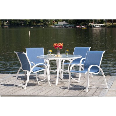 Cheap Telescope Casual Aruba II Sling Dining Set