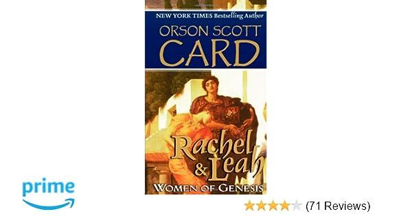 Rachel leah women of genesis orson scott card 9780765341297 rachel leah women of genesis orson scott card 9780765341297 amazon books fandeluxe Choice Image