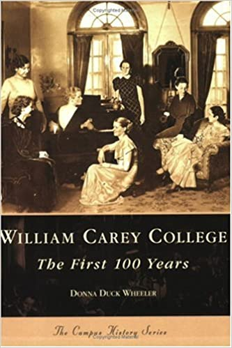 William Carey College: The First 100 Years (MS) (Campus History
