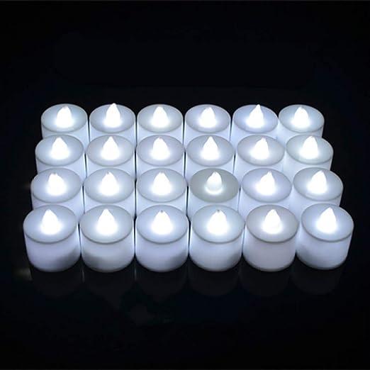 Vela/Luz de vela electrónica/Declaración de matrimonio ...