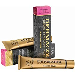 Dermacol Make-Up Cover Colour Light 213 the Beauty Secret of the Stars by Dermacol
