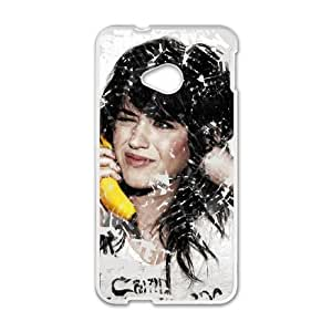 katy perry namewall httpaggd tk HTC One M7 Cell Phone Case White Customize Toy zhm004-7404224