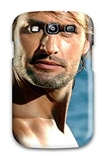 Flexible Tpu Back YY-ONE For Galaxy S3 - Joshua Lee Celebrity Actor Male S