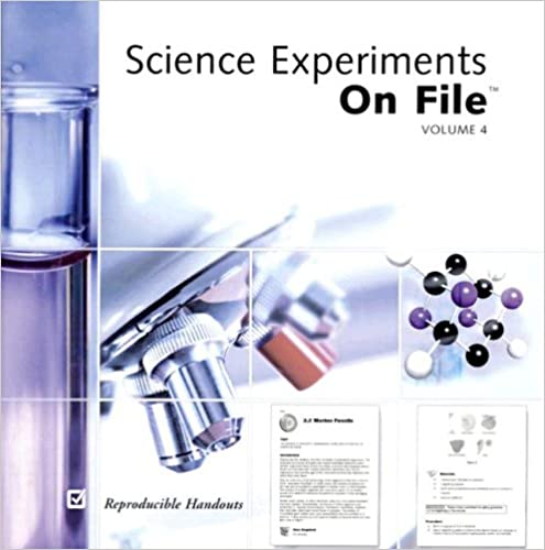 Download Science Experiments on File: Volume 4 PDF, azw
