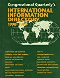 International Information Directory, 1998-1999, , 1568023812