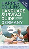Harpercollins Language Survival Guide - Germany, HarperCollins Publishers Ltd. Staff, 0060733799