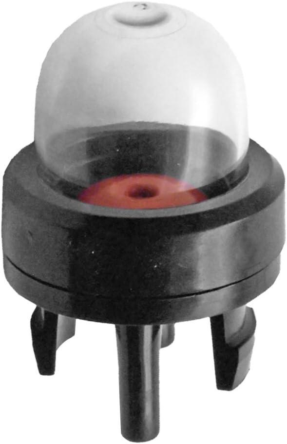 Hipa 4 Pack 12318139130 Primer Bulb for Echo CS400 CS310 CS300 CS301 CS305 CS306 CS340 CS341 CS345 CS346 CS352 CS370 CS3400 CS3450 CS450 Chainsaw PB770H PB770T SRM400U SRM410U Purge Bulb Fuel Line: Garden & Outdoor
