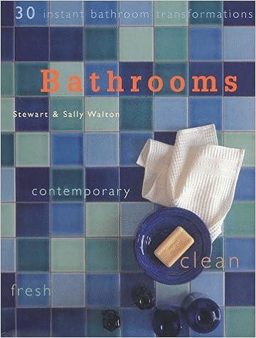 Book Bathrooms: Over 30 Instant Bathroom Transformations