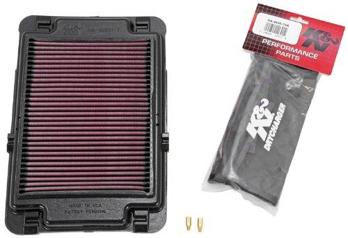 K&N HA-4099-T Honda POWERLID High Performance Replacement Air Filter