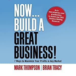 Now, Build a Great Business Audiobook