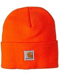 Carhartt Boys\' And Girls\' Acrylic Watch Hat, Brite Orange, ...