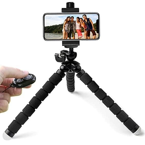 KobraTech TriFlex Mini - Soporte de trípode para iPhone: Amazon.es: Electrónica