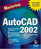 img - for Mastering AutoCAD 2002 (With CD-ROM) book / textbook / text book